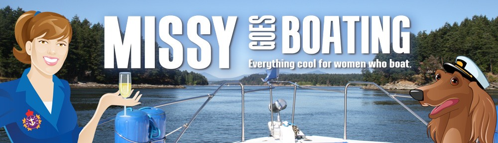 Missy Goes Boating
