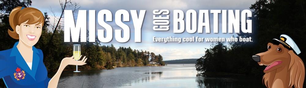 Missy Goes Boating