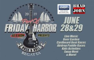 Friday Harbour Rock & Roll Regatta with 92.9 KISM @ Friday Harbour   Friday Harbor   Washington   United States